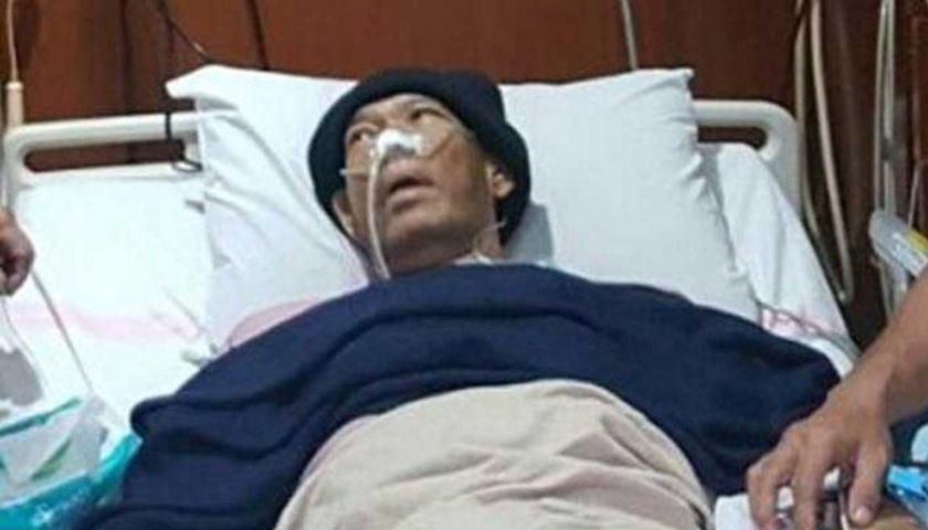 Advent Bangun Gagal Ginjal, Terbaring di Rumah Sakit