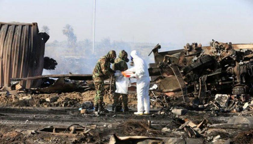 Bom Bunuh Diri di Bagdad Tewaskan 27 Orang