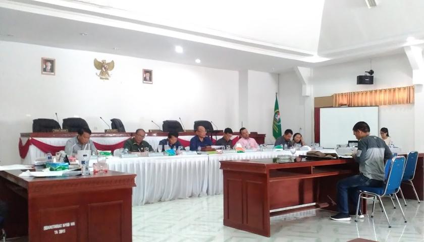 Diduga Menyalahi Prosedur, Pansus Angket DPRD Humbahas Berpotensi Digugat