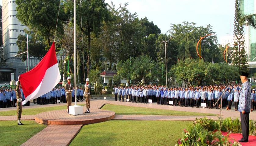 Peringati Hari Kesadaran Nasional, Wali Kota Medan Ajak Seluruh ASN Wujudkan Perilaku Melayani