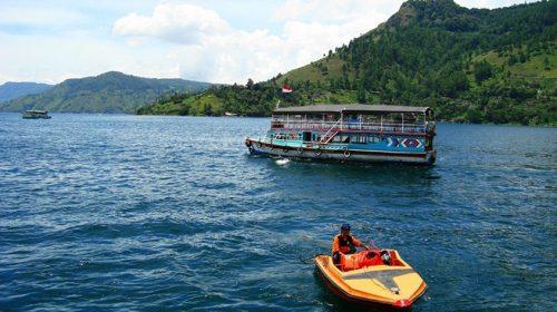 Keren…!!! Kapal Listrik Wisata Bakal Beroperasi di Danau Toba
