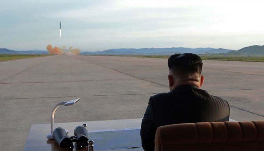 Korea Utara Siaga Perang Lawan Amerika, Pejabat Tidur dengan Sepatu Terpasang