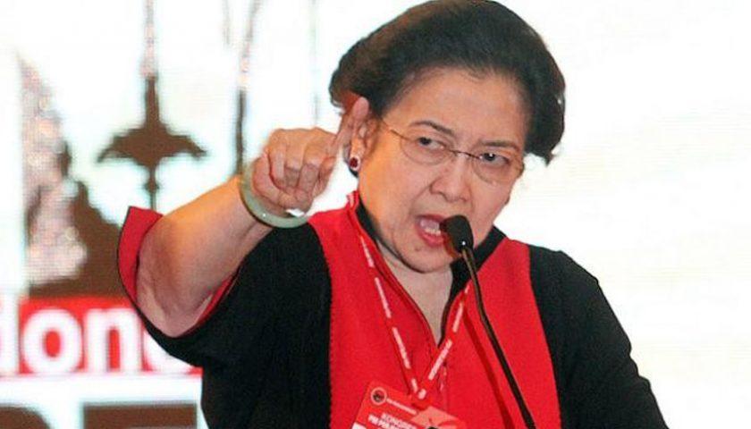 Gempa Bumi, Politisi PDIP Berhamburan, Megawati Cuek