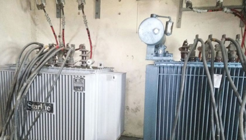 PDAM Tirtanadi Perawatan Trafo Listrik IPA Sunggal dan Pembuatan Sumur Bor Baru di Jl Rahayu