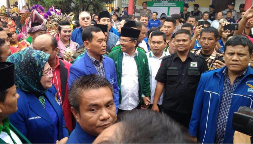 JR-Ance Ditinggalkan, Dukungan PKPI Dialihkan ke Djarot-Sihar Sitorus