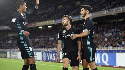 Akhirnya Real Madrid Tumbangkan Leganes