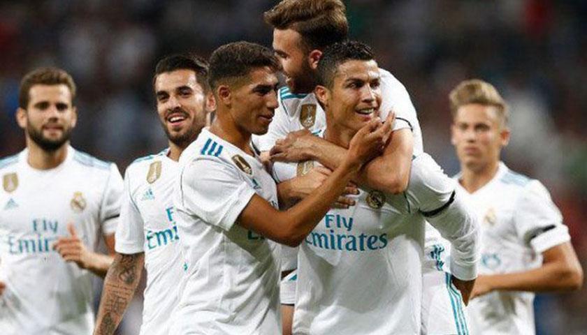 Real Madrid Habisi Deportivo La Coruna 7-1