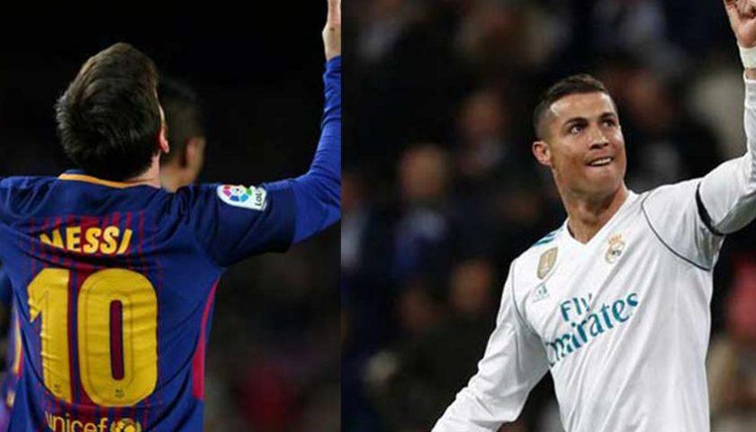 Tendangan Bebas Messi Lebih Unggul Dibanding Ronaldo