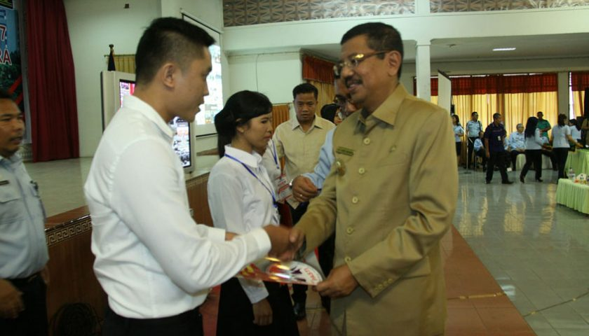 Pesan Tengku Erry Nuradi: CPNS Jujur, Jauhi Korupsi!