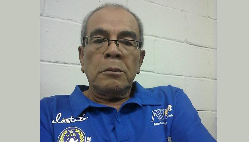 Safei Pylly Dipanggil PSSI Ikuti Workshop Penyegaran Instruktur Pelatih