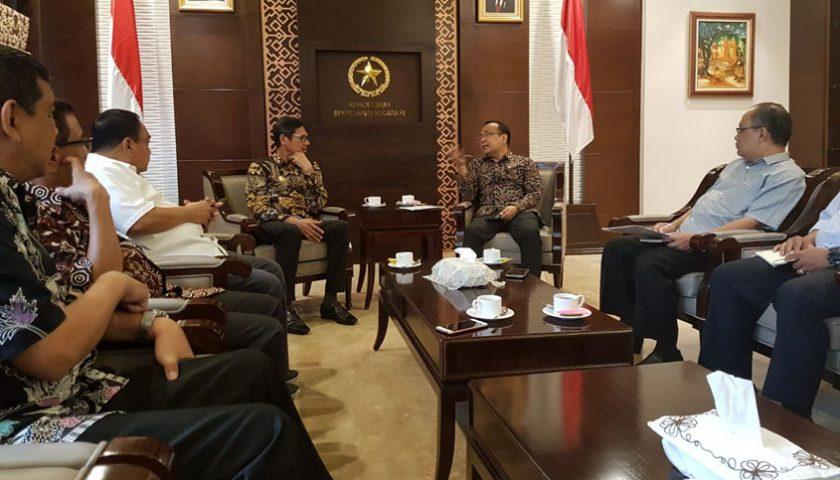 Jokowi Hadiri HPN di Padang 8-9 Februari 2018