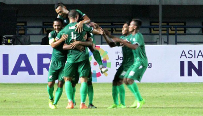 PSMS Medan Permalukan Persib Bandung di Piala Presiden