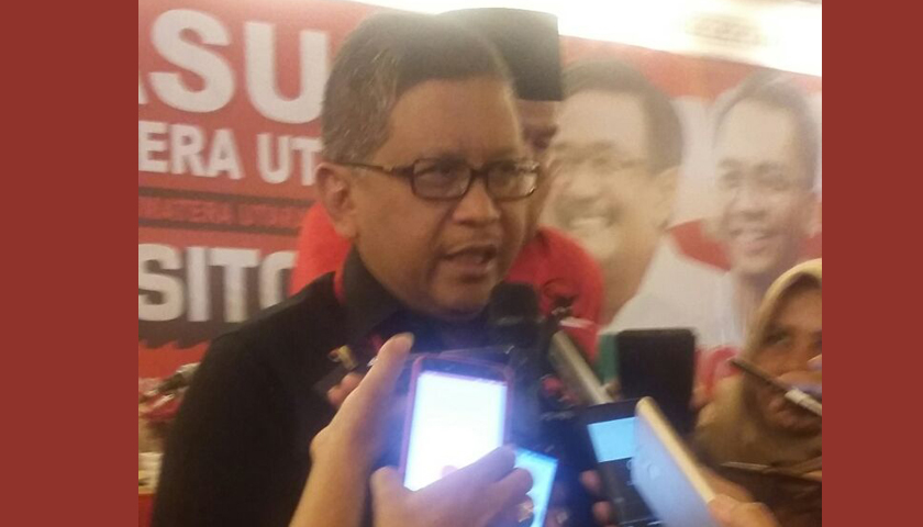 Sekjen DPP PDIP, Hasto Kristiyanto: Sihar Sitorus Akan Ikuti Sekolah Calon Kepala Daerah