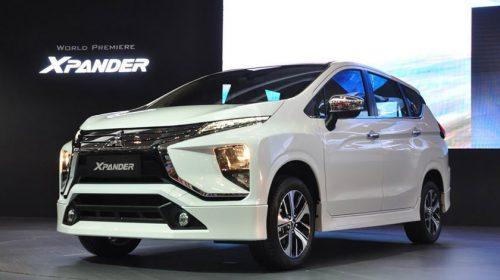 Mitsubishi Xpander naik 3 juta rupiah pada 2018