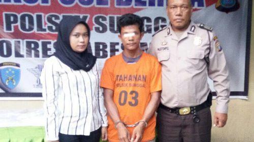 Anak Tetangga Dicabuli, J Situngkir Menginap di 'Hotel Prodeo'