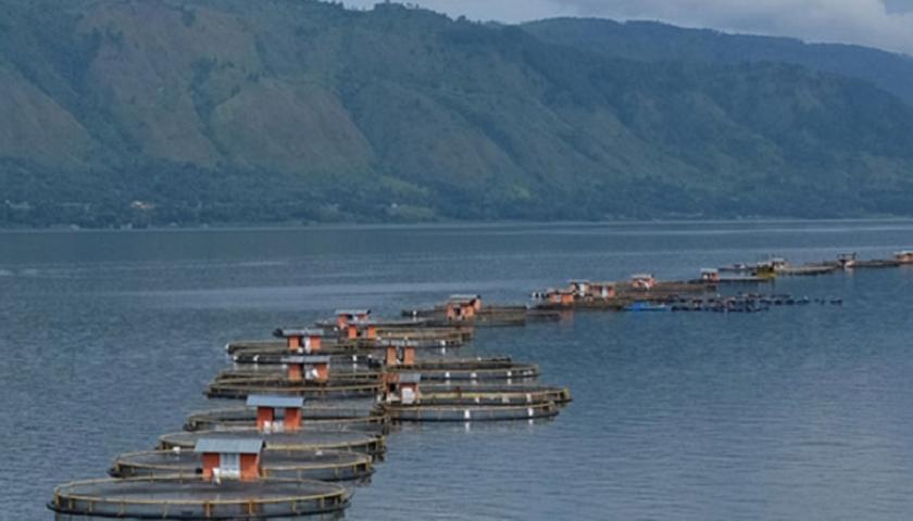 Aquafarm Nusantara Tutup di Huta Panahatan, Dukung Geopark Kaldera Toba