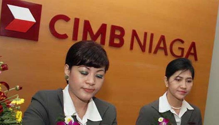 CIMB Niaga Kantongi Laba Rp3 Triliun