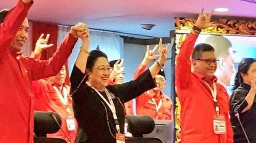 PDIP Usung Jokowi di Pilpres, PKS tak Gentar, Hanura Senang, Demokrat Puji Megawati