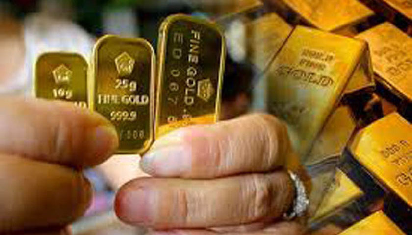 Harga Emas Turun di Pasaran, Tertekan Kenaikan Suku Bunga Dolar AS