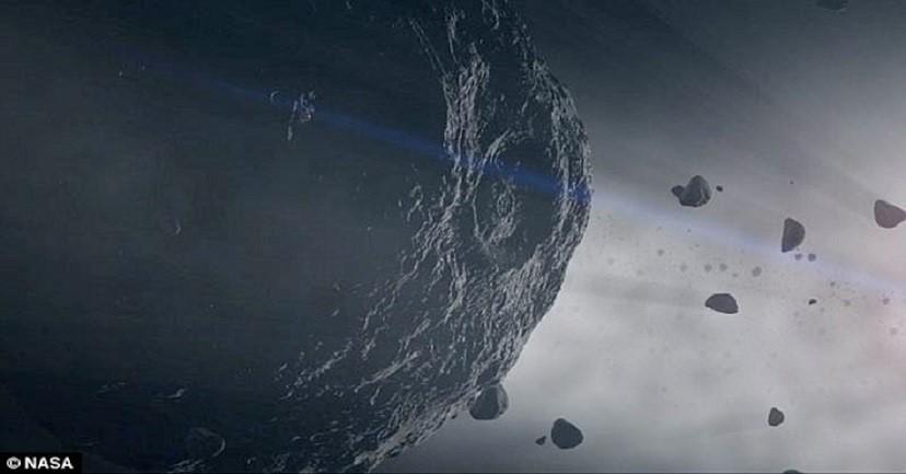 Antara Tahun 2126 dan 2135, Kemungkinan Komet Tabrak Bumi
