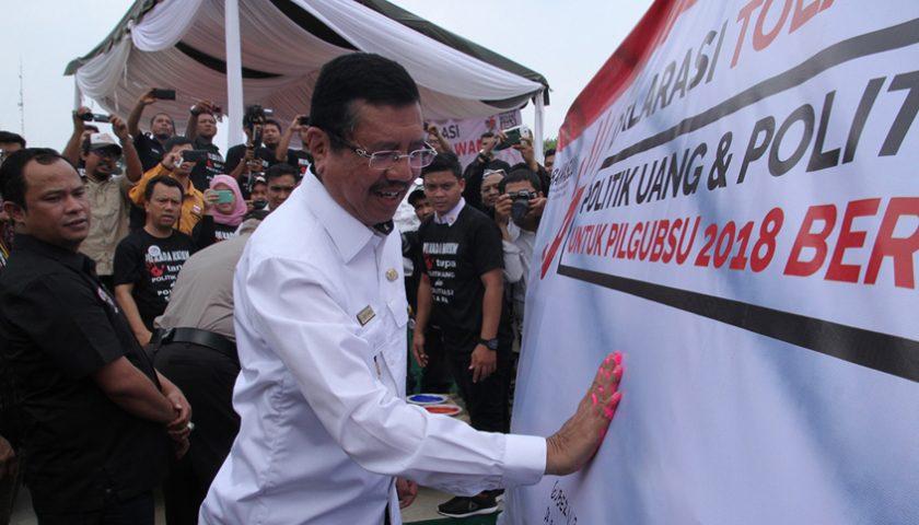 Lawan Politik Uang dan Politisasi SARA Pilkada!