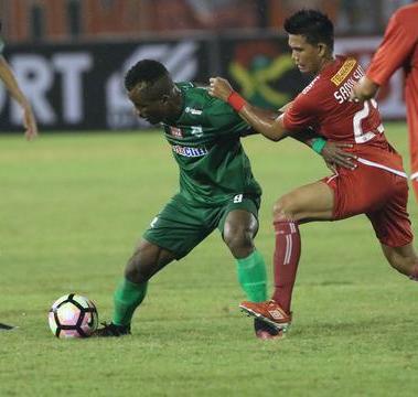 Babak I Skor Persija vs PSMS Medan Masih 0-0