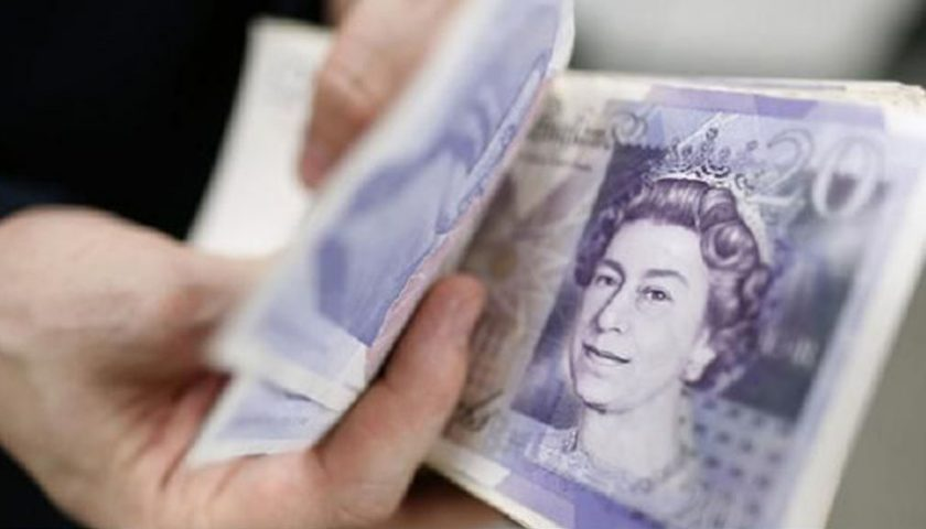 Poundsterling Terpeleset Brexit