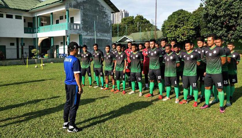 PSMS Medan Boyong 24 Pemain Gelar Training Camp di Yogyakarta
