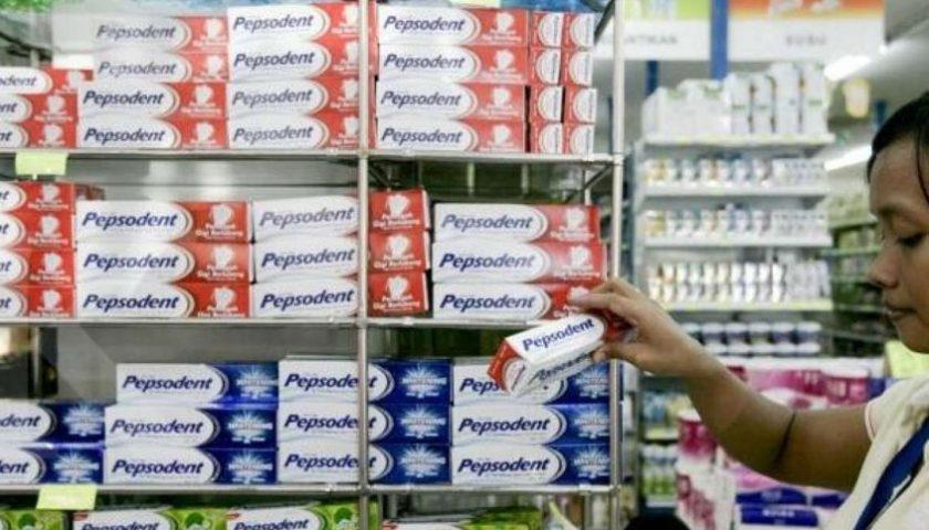 Unilever Raup Untung Rp 7 Triliun Tahun 2017