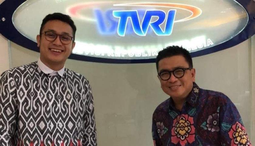 Helmy Yahya Prihatin Jadi Direktur TVRI