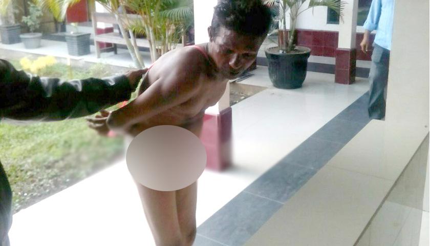 Istri Dihipnotis, Kalung dan Cincin Lewong, Untung Pelakunya Ditangkap Warga