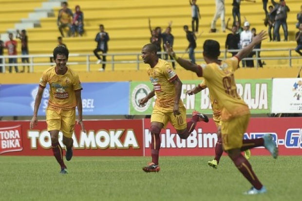 Sriwijaya FC Peringkat Ketiga Piala Presiden 2018