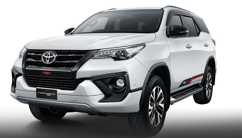 Warga Medan Ini Spesifikasi Lengkap New Toyota Fortuner