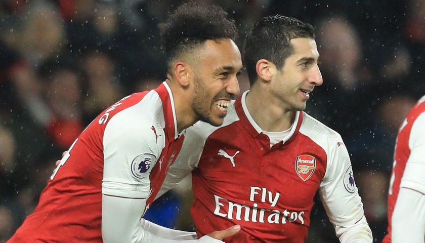 Mkhitaryan dan Aubameyang Harapkan Arsenal Bersatu Pada Masa Sulit