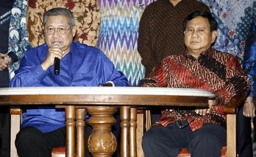 Dipersilahkan jadi Cawapres Jokowi, tak Ada Jaminan Prabowo Menang Pilpres