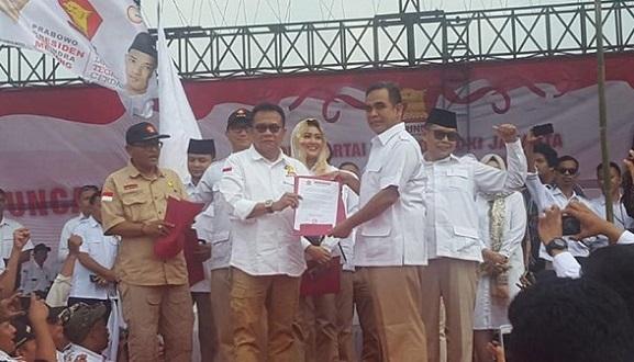 Sejumlah DPD Gerindra Sudah Deklarasi Capreskan Prabowo