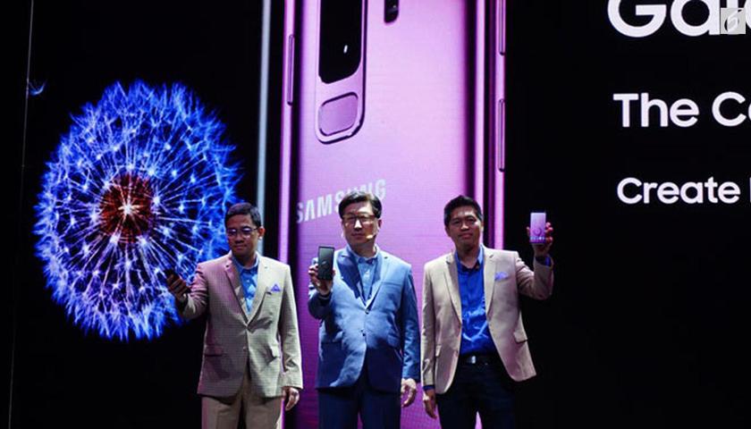 Galaxy S9 dan Galaxy S9 Plus Resmi Meluncur di Indonesia, Ini Harganya