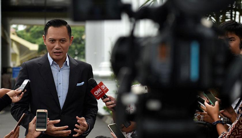 Bertemu Jokowi, AHY: Demokrat Harus Berkoalisi