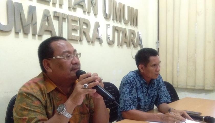 KPU Sumut Mengaku Siap Hadapi Ancaman Pidana JR Saragih