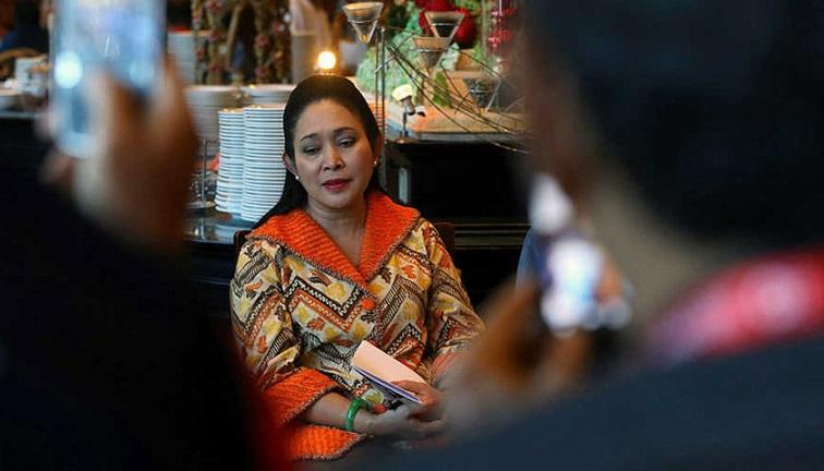 Ragukan Tommy Capres, Titiek Soeharto Bantah Kebangkitan Cendana