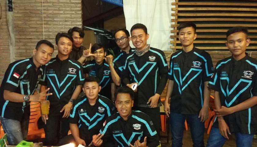 Komunitas Vixion Raider Avangers (V Rangers) Medan