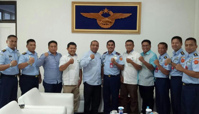 Pangkosekhanudnas III Medan: Wartawan Miliki Energi Potensial Membangun