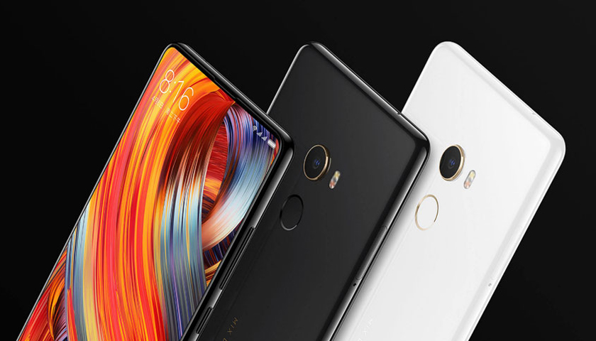 Xiaomi Mi Mix 2S Punya Notch Seperti iPhone X?