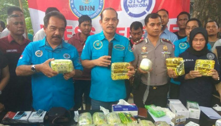 Seorang Bandar Sabu Kritis Ditembak BNN, Tiga Pelaku Terancam Hukuman Mati
