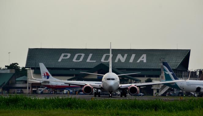 Ternyata! Nama Bandara Polonia di Kota Medan Berasal dari Negara Polandia