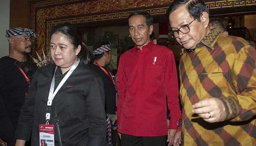 PDIP Siapkan Cawapres, SBY Ajak yang Tua Hati-hati