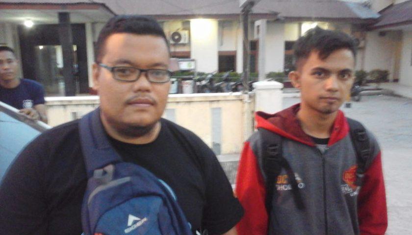 Curanmor Kian Ganas di Medan…!!! Parkir di Rumah Sakit, Dua Sepedamotor Lewong