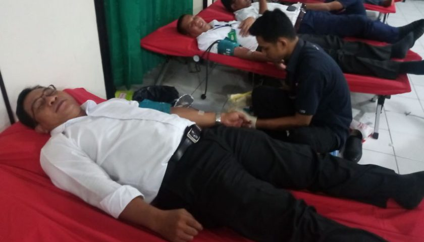 Donor Darah Gaya Hidup Zaman Now