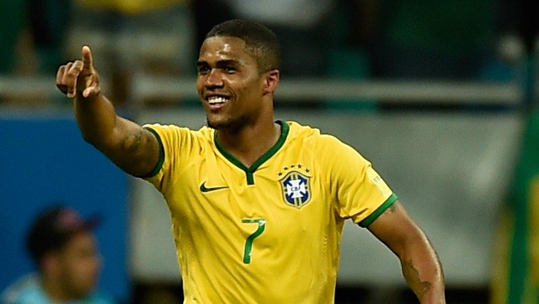 Skuat Timnas Brasil 2018 Neymar Digantikan Douglas Costa