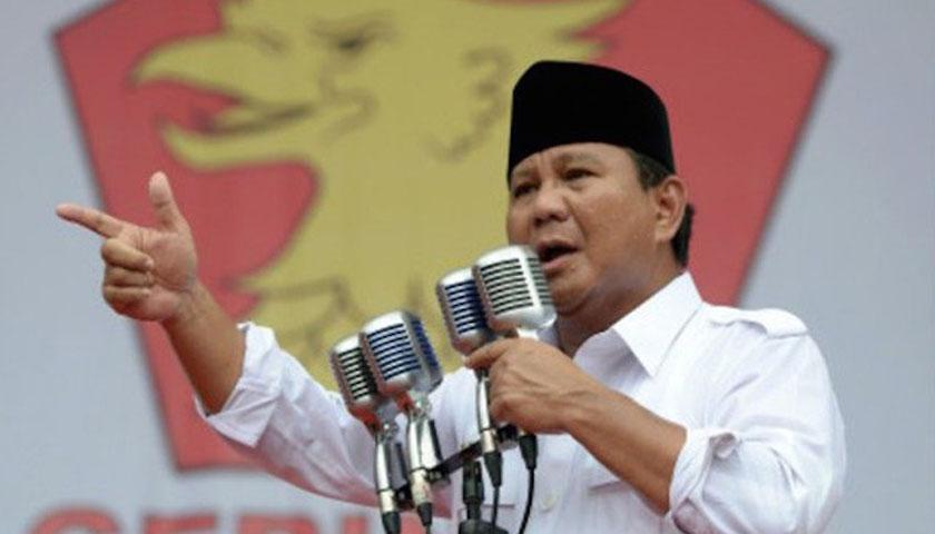 Elektabilitas Prabowo tak Kunjung Naik, Peluang Gatot Nurmantyo Kecil